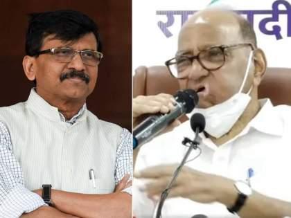 Sharad Pawar reaction on Sanjay Raut statement about Uddhav Thackeray should lead country | Sharad Pawar: संजय राऊत म्हणाले उद्धव ठाकरेंनी देशाचं नेतृत्व करावं, त्यावर शरद पवार म्हणतात...