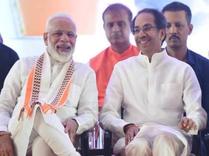 Pm Narendra Modi Greets Maharashtra Cm Uddhav Thackeray On Birthday   पंतप्रधान नरेंद्र मोदींनी मुख्यमंत्री ठाकरेंना दिल्या वाढदिवसाच्या शुभेच्छा