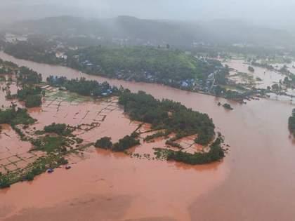 700 crore approved for Maharashtra flood relief Minister Tomar to Parliament   ब्रेकिंग! पुराचा फटका बसलेल्या महाराष्ट्रासाठी मोदी सरकारची मोठी घोषणा; कृषीमंत्र्यांची संसदेत माहिती