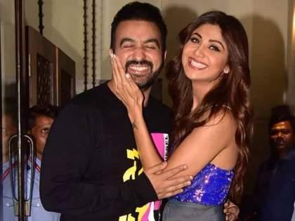 raj kundra once recalled how shilpa shetty was hesitant about the idea of entering into a romantic relationship   राज कुंद्रासोबत लग्न करायला तयार नव्हती शिल्पा; पण न पाहताच केलेल्या 'त्या' खरेदीनं विचार बदलला