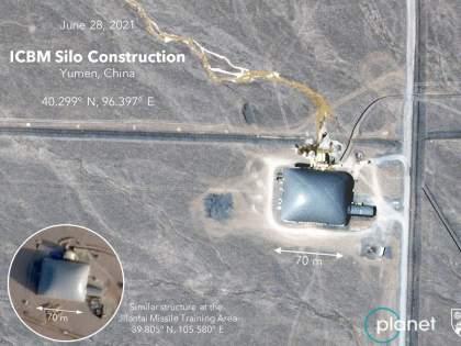 China Appears to Be Building New Silos for Nuclear Missiles | मोठमोठे रबरी तंबू ठोकून चीन करतोय मोठ्या हल्ल्याची तयारी; संपूर्ण भारत ड्रॅगनच्या टप्प्यात