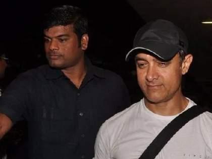 bollywood aamir khan bodyguard yearly salary 2 crore is no less than a company ceo   आमिर खानच्या मराठमोळ्या बॉडीगार्डचा पगार किती?; एखाद्या CEO इतकं मिळतं वेतन