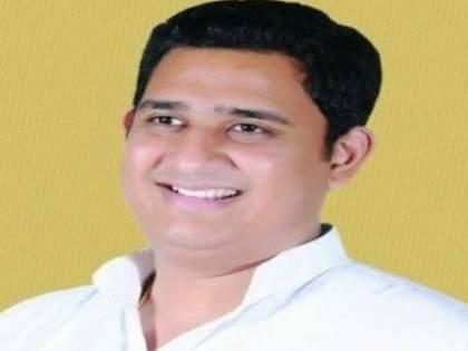 NCP MLA Ashutosh kale Appointed as President of shirdi saibaba sansthan   साई संस्थानच्या अध्यक्षपदी राष्ट्रवादी काँग्रेसचे आमदार आशुतोष काळे यांची नियुक्ती