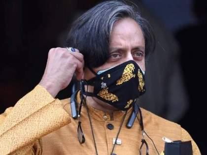 "Congress needs a permanent president We all need Rahul Gandhi as president says Shashi Tharoor | Shashi Tharoor: शशी थरूर म्हणाले... ""काँग्रेसला कायमस्वरुपी अध्यक्ष हवा, राहुल गांधी तयार नसतील तर..."""
