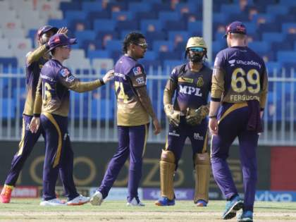 ipl 2021 kkr vs dc updates kolkata knight riders beat delhi capitals by 3 wickets | IPL 2021, KKR vs DC, Live: कोलकाताची दिल्ली कॅपिटल्सवर ३ विकेट्सनं मात, राणा चमकला; व्यंकटेशची गोलंदाजीत कमाल