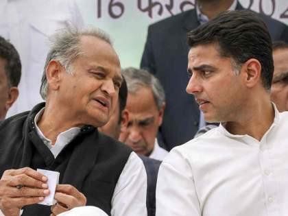 Phone Tap Rajasthan Issue Pro Sachin Pilot Mla Ved Prakash Accuses Ashok Gehlot Government   राजस्थानमधील काँग्रेस सरकार संकटात? पायलट समर्थक आमदाराच्या आरोपानं एकच खळबळ
