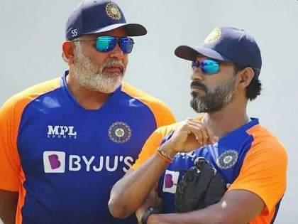 WTC Final: Preparations are incomplete, but we will beat New Zealand on the strength of experience! Team India coach Arun, Sridhar's faith   डब्ल्यूटीसी फायनल : तयारी अर्धवट, पण अनुभवाच्या बळावर न्यूझीलंडला हरवू! टीम इंडियाचे कोच अरुण, श्रीधर यांचा विश्वास