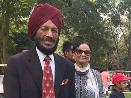 milkha singh wife nirmal kaur passes away due to corona | Milkha Singh: दिग्गज धावपटू मिल्खा सिंग यांच्या पत्नीचे कोरोनाने निधन