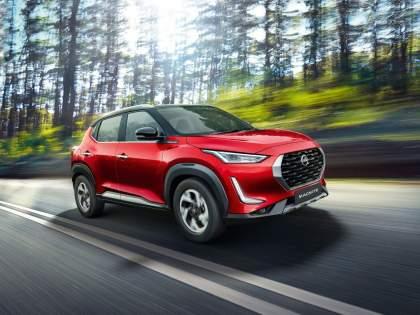 Nissan Magnite unveiled in India; 20 Kmpl mileage and more | Nissan Magnite ब्रेझा, सोनेटला टक्कर देणार; 20 चे मायलेज आणि बरेच काही