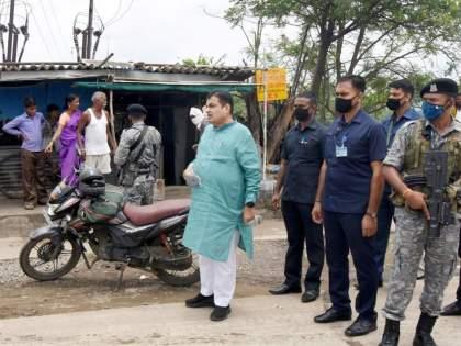union minister nitin gadkari himself controlled traffic jam situation in nagpur   बढिया भाऊ!! वाहतूक कोंडी पाहून नितीन गडकरी स्वतःच गाडीतून उतरले, अन्...