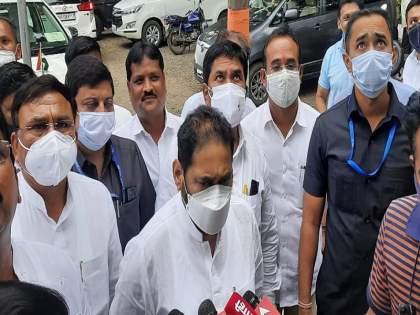 energy minister nitin raut maharashtra electricity   उर्जा मंत्री नितीन राऊत म्हणतात, 'महाराष्ट्र अंधारात जाऊ देणार नाही'