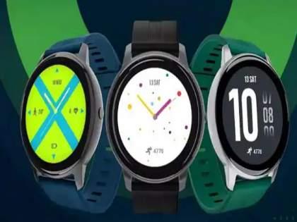 Noise brand premium Smart Watch with powerful features to be launched in India soon | लवकरच भारतात लाँच होणार दमदार फीचर्स असलेले Noise चे प्रीमिअम Smart Watch