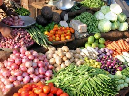 challenge of keeping vegetable and onion supply amid coronavirus   Coronavirus: कांद्यासह भाजीपाल्याचा पुरवठा सुरळीत ठेवण्याचे आव्हान