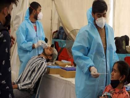 Coronavirus Maharashtra Updates: In 24 hours, 58,000 patients recovered & found 46196 patients   Coronavirus Maharashtra Updates: दिलासादायक! महाराष्ट्रात कोरोना रुग्णांमध्ये लक्षणीय घट; २४ तासांत ५८ हजार रुग्ण बरे होऊन घरी गेले