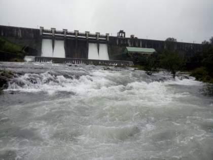 Pavana Dam in Mavla of Pimpri is 100 percent full; 3450 Cusecan Visarga begins ...   पिंपरी - चिंचवडकरांसाठी खुशखबर! मावळातील पवना धरण १०० टक्के भरलं, ३४५० क्यूसेकन विसर्ग सुरु...