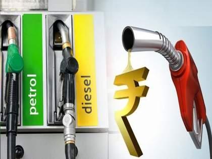 petrol price hike 20 to 22 paise and diesel hike 25 paise know the today latest fuel rate in india | Petrol Diesel Price: इंधनदरवाढ सुरूच! सलग ४ दिवस डिझेल महागले, पेट्रोलचा भावही वधारला; जाणून घ्या, नवे दर