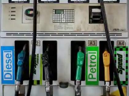 Petrol Diesel Price Hike After petrol diesel has reached over 100 rupees in Rajasthan   Petrol-Diesel Price Hike : पेट्रोलनंतर राजस्थानमध्ये डिझेलनंही गाठली शंभरी