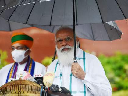 congress manish tiwari claims modi govt proposal to increase strength of lok sabha to thousand mp | Lok Sabha: लोकसभेत खासदारांचे संख्याबळ १००० होणार? मोदी सरकारचा प्रस्ताव; काँग्रेसचा मोठा दावा