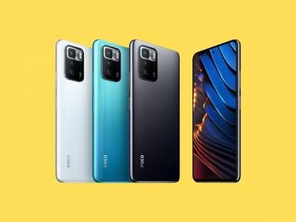 poco x3 gt launched as rebranded Redmi Note 10 Pro 5G phone know specs price sale offer | नवीन दमदार पोकोफोन सादर; 64MP कॅमेरा, 67W फास्ट चार्जिंग आणि 5,000mAh बॅटरीसह Poco X3 GT लाँच