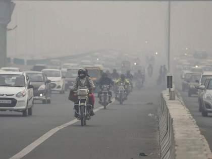 Air pollution worrisome in Navi Mumbai, increasing respiratory complaints | नवी मुंबईत वायुप्रदूषण चिंताजनक, श्वसनाच्या वाढत्या तक्रारी