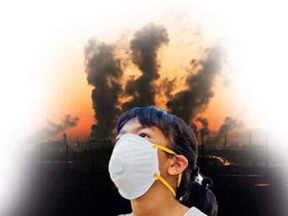 The problem of pollution and migration of project victims should be solved   प्रदूषण आणि प्रकल्पग्रस्तांचे स्थलांतर प्रश्न सुटला पाहिजे