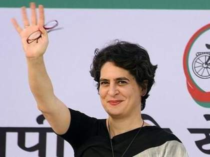 priyanka gandhi likely to contest from Amethi or Raebareli pdc   अमेठी किंवा रायबरेलीतून प्रियांका गांधी निवडणूक लढविण्याची शक्यता