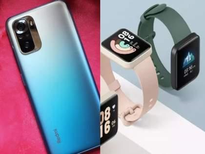 Redmi Note 10S launched in India; Redmi Watch priced below Rs 4000, see specifications | Redmi Note 10S भारतात लाँच; 4000 रुपयांपेक्षा कमी किंमतीत Redmi Watch