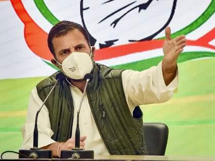"congress rahul gandhi says do not waste time of parliament and discuss on national interest issue | Parliament: ""राष्ट्रीय मुद्द्यांवर चर्चा करा, संसदेचा वेळ आणखी वाया घालवू नका""; राहुल गांधींची टीका"