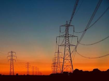 Raigad Rain: Two towers of a high-voltage power line collapsed; Mahad, 260 villages in Poladpur taluka in darkness   Raigad Rain: उच्चदाबाच्या वीज वाहिनीचे दोन टॉवर कोसळले; महाड, पोलादपूर तालुक्यातील 260 गावे अंधारात