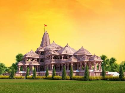 "paramhans das claims aap and congress offered 100 crore to oppose bjp on ram mandir land dispute | Ram Mandir: ""हे १०० कोटी घ्या, भाजपला विरोध करा""; आप व काँग्रेसची परमहंस दासना ऑफर?"