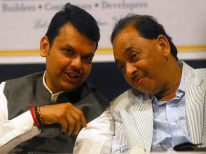 CoronaVirus not interested in forming government in maharashtra says devendra fadnavis kkg   CoronaVirus News: राज्यात राष्ट्रपती राजवट लागू होणार का?; राणेंच्या 'त्या' विधानावर फडणवीस बोलले