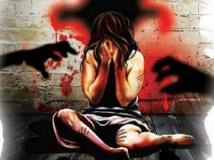 Accused arrested for raping minor girl   लग्नाचे आमिष दाखवून अल्पवयीन मुलीवर बलात्कार, आरोपी अटकेत