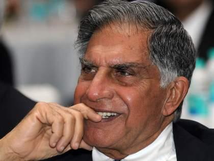 Ratan Tata shared a photo of his guru JRD tata on instagram; User said, you are great!   Ratan Tata: रतन टाटांनी त्यांच्या गुरुचा फोटो शेअर केला; युजर म्हणाले, तुम्ही महान आहात!