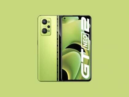 Realme GT Neo 2 Officially launched feature specs price sale offer   पॉवरफुल Realme GT Neo2 ची धमाकेदार एंट्री; 12GB रॅम आणि 65W फास्ट चार्जिंगसह शक्तिशाली स्मार्टफोन सादर