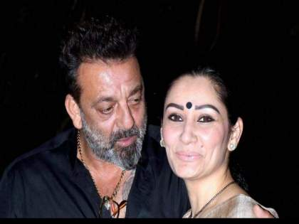 Maanyata Dutt shares Sanjay Dutt fighting lung cancer photo says rukk jaana nahin tu kahin haarke   मान्यताने संजय दत्तचा फोटो केला शेअर, सांगितलं - परिवार कसा करतोय अडचणींचा सामना....