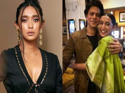 Sayani Gupta takes dig at Shah Rukh Khan for his Gandhi Jayanti post   शाहरूखवर सयानी गुप्ताने साधला निशाणा, म्हणाली - गांधीजींनी आपल्याला खरं बोलणंही शिकवलं