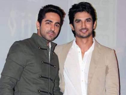 Ahishek Kapoor wanted to caste Sushant Singh Rajput in Chandigarh kare aashiqui now Ayushmann Khurrana is playing the lead role   सुशांत सिंह राजपूतला मिळणार होता 'हा' सिनेमा, आता आयुष्मान साकारत आहे मुख्य भूमिका