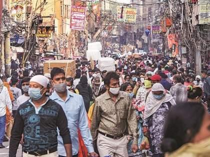 When is coronavirus third wave likely in India? know expert thought | Coronavirus News : भारतात कोरोनाची तिसरी लाट कधी येणार? पहिल्यांदाच तज्ज्ञांनी वर्तवली शक्यता....