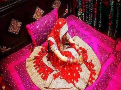 Bhind bride escaped husband house before honeymoon in MP   मधुचंद्राच्या रात्री नवरी म्हणाली, अहो पोटात दुखतंय; त्यानंतर जे झालं, ते वाचून व्हाल हैराण