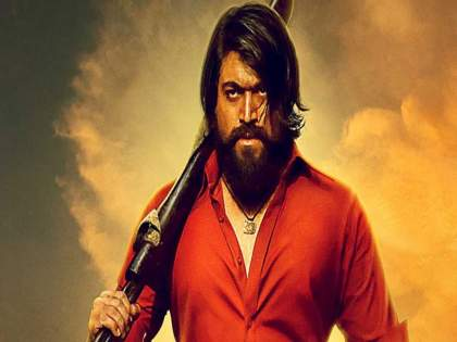 Actor Yash showed his strength before kgf chapter 2 see the video with the white tiger | 'K.G.F Chapter 2' आधी रॉकी भाईने दाखवला जोश, शेअर केला सिंहासोबतचा खास व्हिडीओ