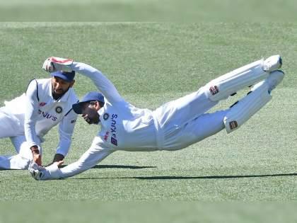WTC final 2021 Ind vs NZ Test : Wriddhiman Saha is keeping for India as Rishabh Pant is unwell | WTC Final 2021 IND vs NZ : रिषभ पंतची प्रकृती बिघडली, त्यानं ड्रेसिंग रुमच्या दिशेनं धाव घेतली; वृद्धीमान सहा करतोय किपिंग!