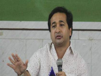 BJP MLA Nitesh Rane slams Ajit pawar over Narayan Rane's Comment On Cm Uddhav Thackeray | 'अजित पवारांनी भाषेबद्दल बोलणं म्हणजे राज कुंद्रांनी कुठला पिक्चर बघावा हे सांगण्यासारखं'
