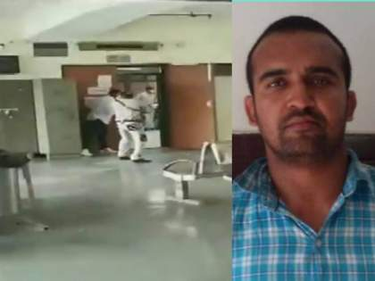 Gangster jitendra gogi shot dead in rohini court premises, accused killed by police   कोर्टाच्या आवारात गँगस्टरची गोळ्या झाडून हत्या, दोन आरोपींचा पोलिसांकडून एन्काउंटर