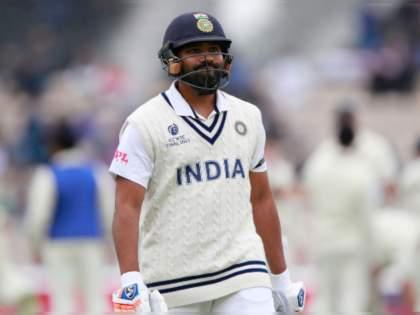 WTC final 2021 Ind vs NZ Test : Stumps on Day 5, India lead by 32 runs with 8 wickets in hand in second innings | WTC Final 2021 IND vs NZ : भारताचे दोन्ही सलामीवीर माघारी, मोहम्मद शमीच्या मेहनतीवर फिरेल का पाणी?