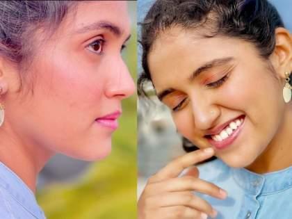 Fans fell in love with Rinku Rajguru's smile, the photo went viral | रिंकू राजगुरूच्या स्माईलवर फिदा झाले चाहते, फोटो झाला व्हायरल