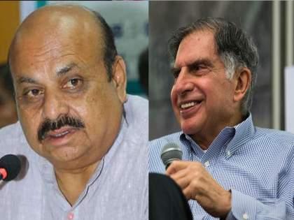 Tata's employee became the CM of Karnataka, who is Basavaraj Bommai know his profile...   Basavaraj Bommai: टाटांचा माजी कर्मचारी बनला कर्नाटकचा कारभारी, कोण आहेत बसवराज बोम्मई...