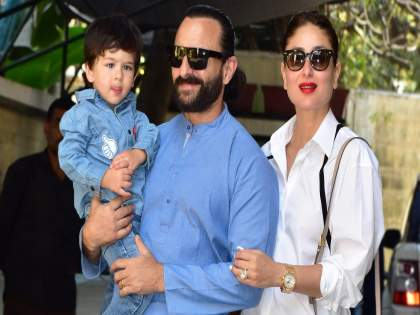 Kareena Kapoor and Saif Ali Khan to have a 'coronial' baby. Here is what it means   करिना व सैफचे दुसरे बाळ असेल 'कोरोनियल '; काय होतो याचा अर्थ?