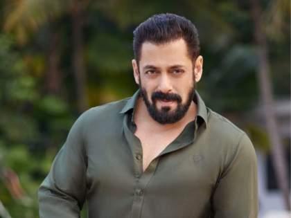 Salman Khan sweating in the gym for the movie, fans were shocked to see the video of the workout   सलमान खान या चित्रपटासाठी जिममध्ये गाळतोय घाम, वर्कआउटचा व्हिडीओ पाहून चाहते झाले चकीत