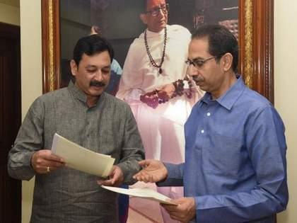 will form Government Maratha Samaj Coordinating Committee; Reconsideration petition in SC | सरकार अन् सकल मराठा समाजाची समन्वय समिती; मुख्यमंत्री-संभाजीराजे यांच्यात दोन तास बैठक
