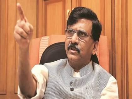 Oxygen controversy: 'case should be registered against central government', Sanjay Raut expresses anger over Union minister's statement | ऑक्सिजन वाद: 'सरकारवर गुन्हा नोंदवायला हवा', केंद्रीय मंत्र्यांच्या 'त्या' वक्तव्यावर संजय राऊतांनी व्यक्त केला संताप